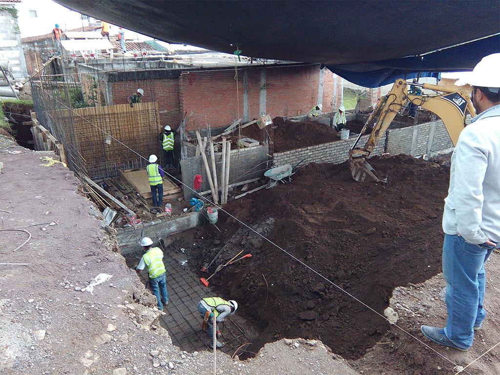 CC Excavación y cImentación