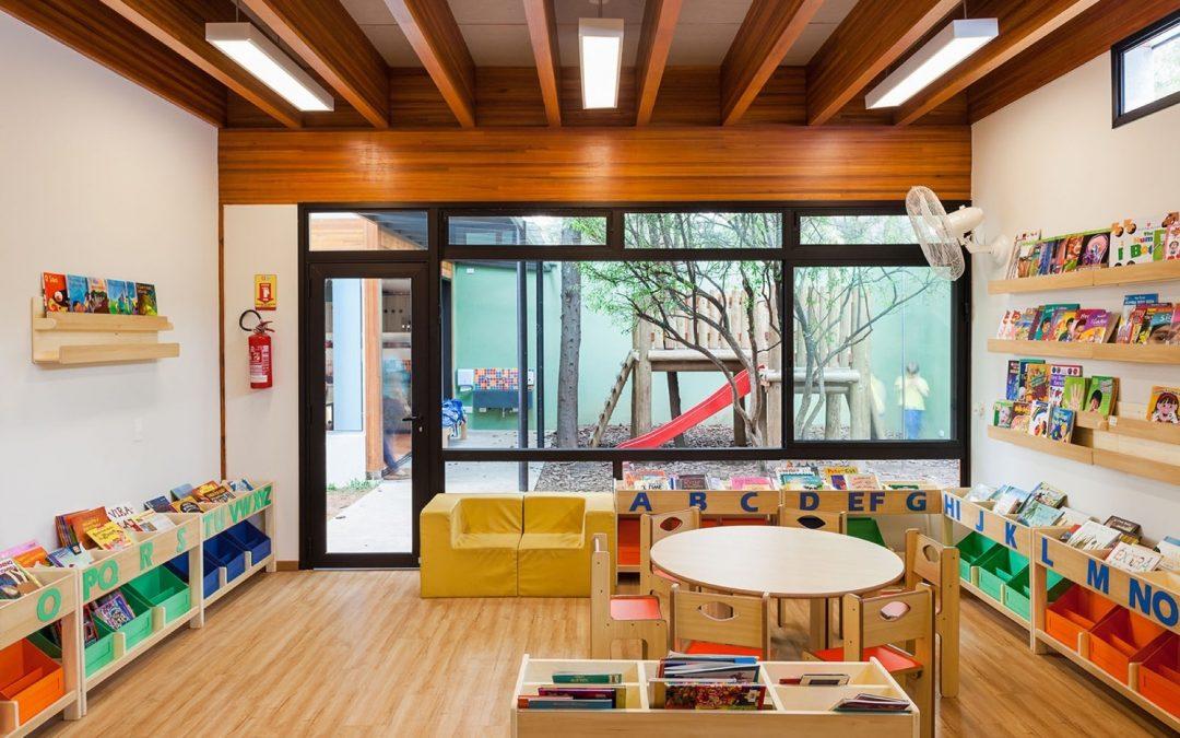 Una acústica mal diseñada afecta el aprendizaje y el bienestar de los niños en escuelas